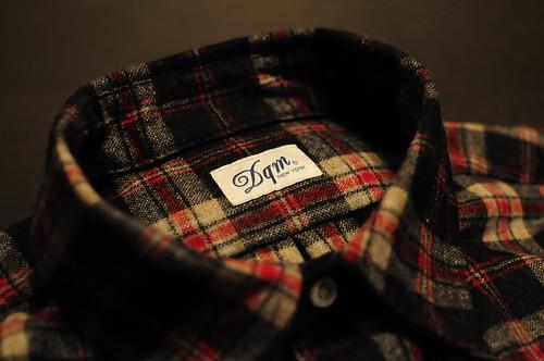DQM / Gunnison Wool Shirt