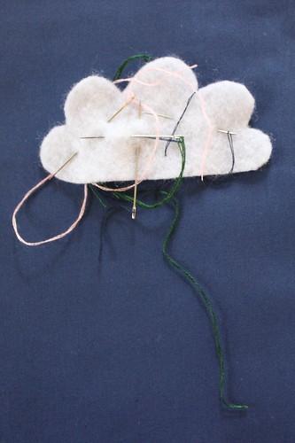 Needle cloud