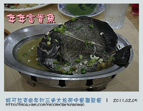年年富貴魚