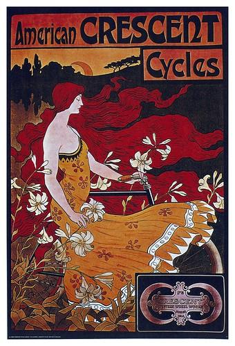007-Carteles de bicicletas antiguas