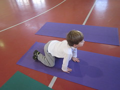 Gail Feb 2011 050 (bcdtech) Tags: yoga kindergarten pe bcd heady 201011