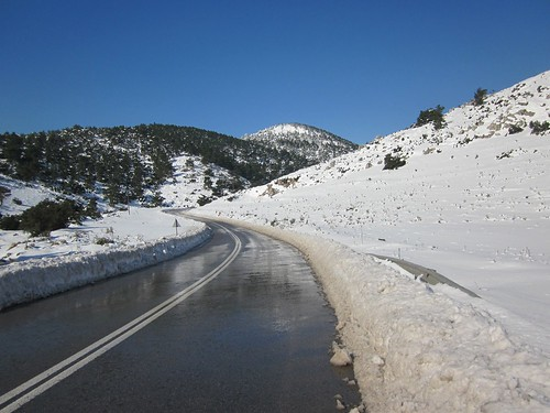 The pass at Erythres