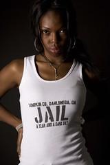 Ladies Jail Tank Shirt (jailexchange) Tags: prisonjumpsuit prisonclothes inmateuniform prisonuniform prisonsuit prisonwear jailclothing jailshirts jailtshirts prisonclothing womenjailpictures prisonerclothing