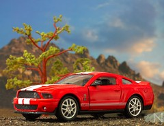 Shelby Mustang GT500 (2007)