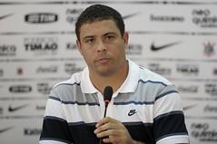Ronaldo in conferenza stampa