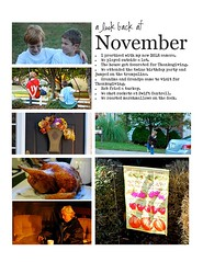 look at november (Barefootstamper) Tags: scrapbook load load14