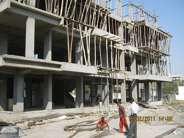 Sidhi Raj - Construction site - 1 BHK - 2 BHK Flats in Chilekar Nagar - Kaspate Wasti - Wakad Pune 411 057