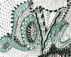 Love Jan 2011 (sthillen521) Tags: tile illumination string tangle tangled zentangle