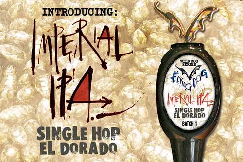 Imperial IPA Single Hop El Dorado