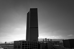 Drama: Hardbrueck Prime-Tower Hochhaus