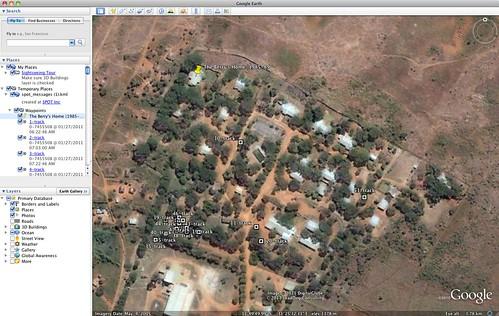 Google Earth Mpika