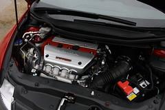 Civic type r engine