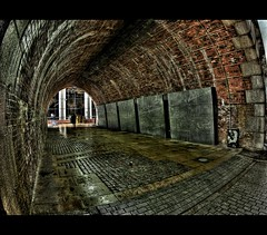 Tunnel Vision (Fred255 Photography) Tags: london iron raw fisheye tokina hdr gp manfrotto greatphotographers canoneos1dmarkiii eos1dmarkiii tokinalenses hdrdreams mygearandme mygearandmepremium mygearandmebronze mygearandmesilver fred255 greaterphotographers