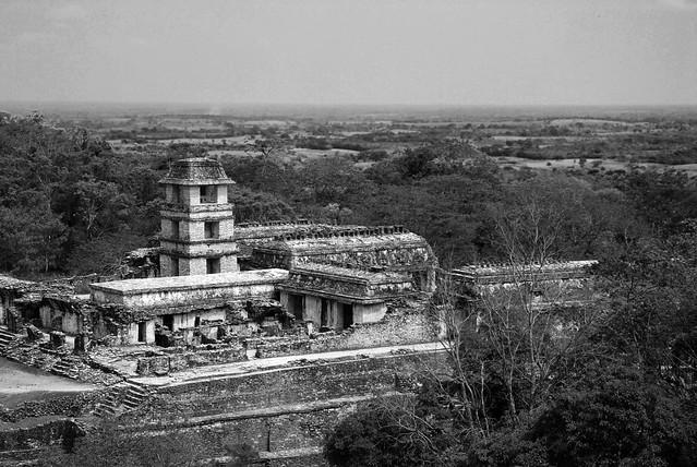 Palenque Ruin