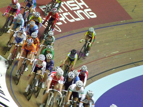 Women's Points Race