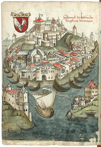 010-Konrad von Grünenberg- Beschreibung der Reise von Konstanz nach Jerusalem 1487- © 2010 Badische Landesbibliothek