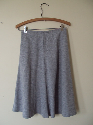 Cute Gray Skirt