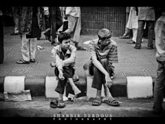 Lazy two (Shabbir Ferdous) Tags: people bw white man black photographer lazy footpath bangladesh identical bangladeshi dhakauniversity ef50mmf14usm shabbirferdous canoneos1dmarkiv wwwshabbirferdouscom shabbirferdouscom