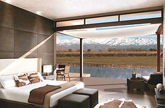 El Valle de Uco tendrá en 2012 su primer hotel cinco estrellas
