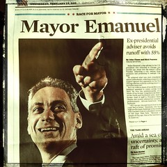 Mayor Emanuel