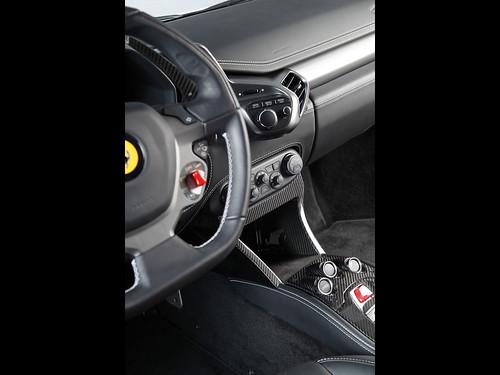 2011 Novitec Rosso Ferrari 458 Italia