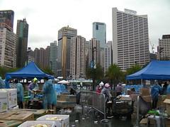 HongKong marathon 前日受付