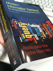 Modern Information Retrieval 2nd Edition きた!