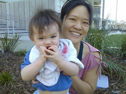 Strawberry Hrmmgh 20080928