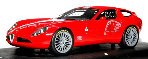 MR Zagato T3 corsa