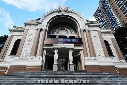 opera house HCMC