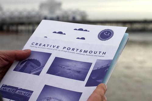 Creative Portsmouth Book - Advance Copy