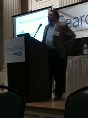 Chris Boggs Keynote at SearchFest 2011