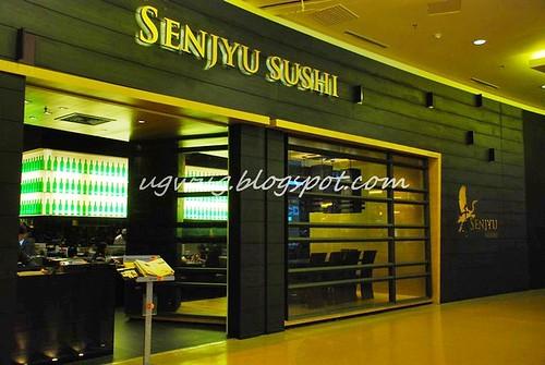 Senjyu Sushi e@Curve