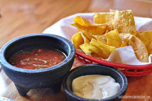 Chips and Salsa at El Toro ~ St Paul, MN