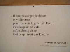 Hermitage Charles de Foucauld - Beni Abbes (Amberinsea Photography) Tags: church sahara algeria desert jesus altar algerie glise charlesdefoucauld beniabbes algeriansahara