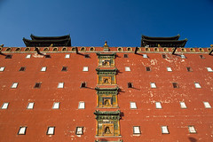 """Small Potala Palace"" @Chengde,Hebei Prov. China (Laws0n_Lu) Tags: china travel tourism religion royal hebei  qingdynasty chengde potalapalace"