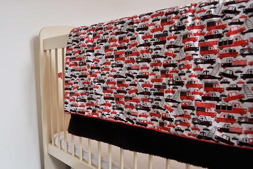 Handyman blanket