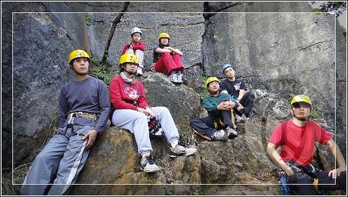 20110227天然岩場進階初岩13