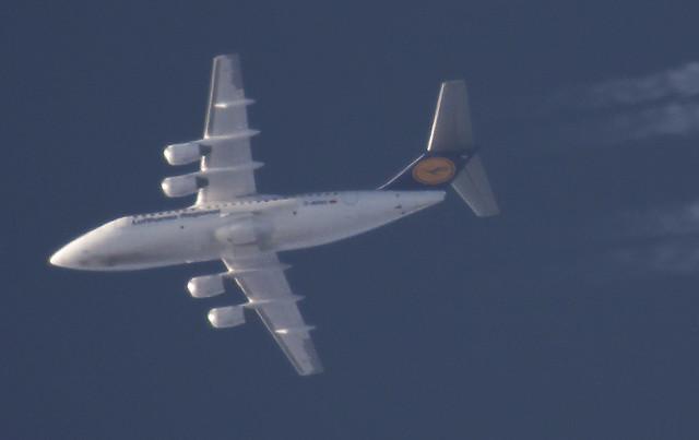 Lufthansa RJ85 D-AVRH