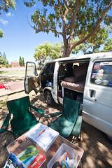 Roxanne, La furgoneta que nos lleva por Australia