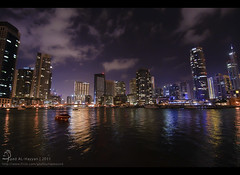 (- aed ||) Tags: city cloud night clouds port buildings mall boats boat video interestingness nikon dubai quiet time you flash uae favorites calm tokina explore madness attractive fav lit without lapse exciting mov laps raed ksa sudi   2011 d90 1116     arbia               1116mm         alhayyan rayood  rayooood