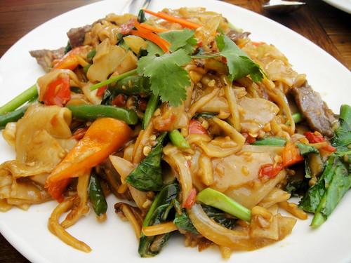Chili Basil Noodle
