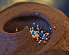 Buttercream Swirl (sea turtle) Tags: classic cupcakes sweet chocolate sugar cupcake sprinkles madrona frosting buttercream cupcakeroyale chocolatefrosting buttercreamfrosting chocolatebuttercream chocolatebuttercreamfrosting