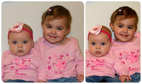 Girls Pink CFA