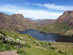 Gran Canaria - Presa Soria