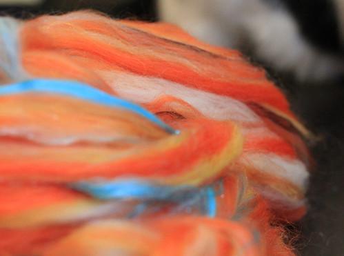 Crazy orange batt!