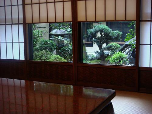 seiwasou garden view
