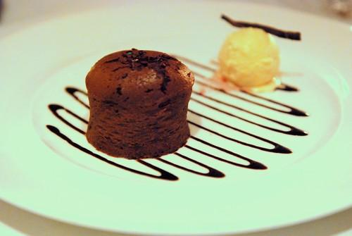 Valrhona Chocolate Fondant
