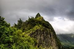 Pali Lookout (Per Erik Sviland) Tags: circle island hawaii nikon paradise tour oahu lookout erik pali per hdr d300 pererik sviland sqbbe pereriksviland