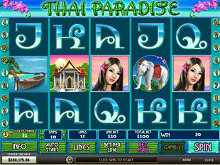 Thai Paradise slot game online review